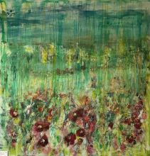 Rain in the Meadow Sylvia Sandwith