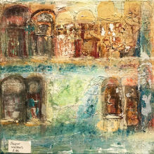 Jaipur Windows Sylvia Sandwith
