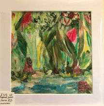 Tropical Pool Sylvia Sandwith