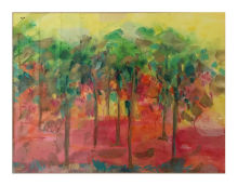 Tropical Trees Sylvia Sandwith
