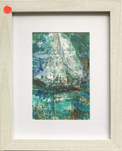 Sail away Sylvia Sandwith<br /><br />SOLD